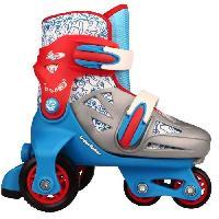 Roller In Line NIJDAM JUNIOR Rollers Tri-quad - Enfant