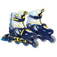 Roller In Line Roller Inline Reglable du 36 au 40 Garcon