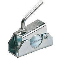 Roue - Roulette Collier de fixation pour roues Jockey Diam. 35 mm