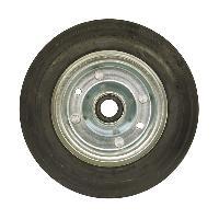 Roue De Jockey Roue de reserve pour Support de Timon 48mm - ADNAuto