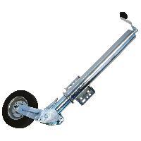 Roue De Jockey Support de timon modele lourde 60mm 200x60mm - ADNAuto
