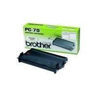 Ruban - Encreur Cassette ruban PC-70 - Noir - 144 pages