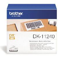 Ruban - Encreur Etiquettes d'expedition DK-11240
