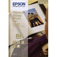 Ruban - Papier Thermique Papier photo premium - Brillant - 255gm2 - 100x150mm - 40 feuilles