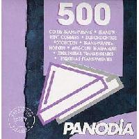 Ruban Adhesif - Mousse Adhesive PANODIA Boîte de 500 coins photos adhésifs transparents