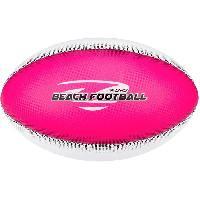 Rugby AVENTO Ballon de beach rugby - Rose