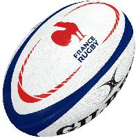 Rugby Ballon - GILBERT - Replica France - Mini