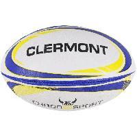 Rugby CHRONOSPORT Ballon de Rugby Clermont T5 - 5 - Séniors