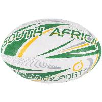 Rugby CHRONOSPORT Ballon de Rugby South Africa T3 - 3 - Ecoles