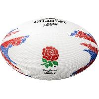 Rugby GILBERT Ballon de Beach rugby - Angleterre - Taille 4