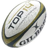Rugby GILBERT Ballon de rugby G-TR4000 Top 14 - Taille 5 - Homme