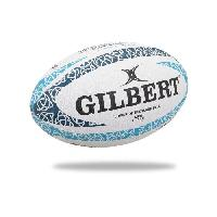 Rugby GILBERT Ballon de rugby MASCOTTES - Ecosse Flower of Scotland - Taille Midi