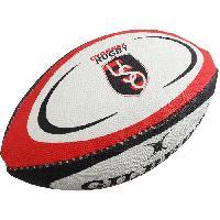 Rugby GILBERT Ballon de rugby REPLICA - Oyonnax - Taille Mini