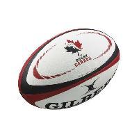 Rugby GILBERT Ballon de rugby REPLICA - Taille 5 - Canada