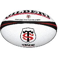 Rugby GILBERT Ballon de rugby Replica Toulouse Oxy T5