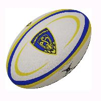 Rugby GILBERT Ballon de rugby Replique Clermont-Ferrand - Taille 5 - Homme