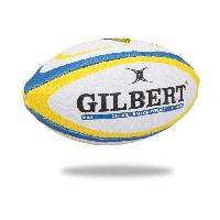 Rugby GILBERT Ballon de rugby Replique Clermont-Ferrand Mini - Homme