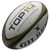 Rugby GILBERT Ballon de rugby Replique Top 14 Mini - Homme