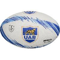 Rugby GILBERT Ballon de rugby SUPPORTER - Argentine - Taille 5