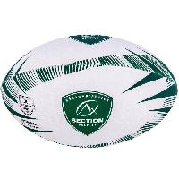Rugby GILBERT Ballon de rugby SUPPORTER - Pau - Taille 5