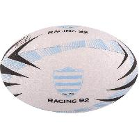 Rugby GILBERT Ballon de rugby SUPPORTER - Racing 92 - Taille 5