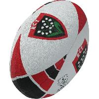 Rugby GILBERT Ballon de rugby Supporter Club Toulon - Taille 5 - Homme