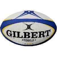 Rugby GILBERT Ballon de rugby ZENON 4.5 - Taille 4.5 - Pour école de rugby