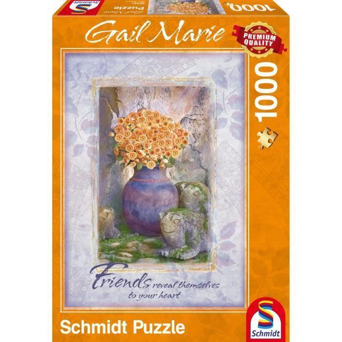 SCHMIDT-AND-SPIELE-Friends-1000-pcs-Schmidt-Spiele miniature 2