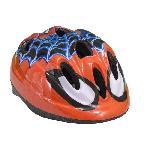 SPIDERMAN Casque de vélo - Enfant - Orange Aucune