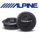 SPS-110TW - 2 Tweeters a dome equilibres 2.5cm - 100W RMS - Type S