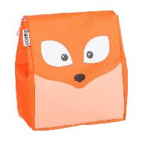 Sac A Dos BAZOO - Sac Picnic 2 Compartiments Maternelle Fox - Mixte