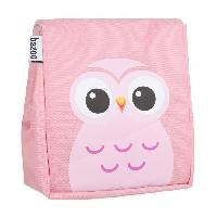 Sac A Dos BAZOO - Sac Picnic 2 Compartiments Maternelle Owl - Mixte