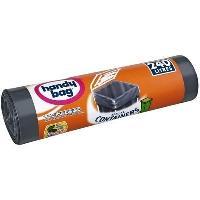 Sac Poubelle - Sac Plastique HANDYBAG Lot de 5 Sacs poubelles - 240 L