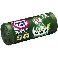 Sac Poubelle - Sac Plastique Sac HANDY BAG 100L jardin poignees coulissantes