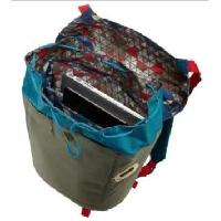 Sacoche Ordinateur - Ecran - Imprimante Sac a dos pour ordinateur portable Larimer Rucksack - 15.6 - Vert petrole