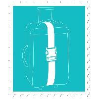 Sangle De Bagage VISA DELSEY Sangle bagages