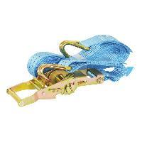 Sangles et tendeurs Sangle A Cliquet Avec Crochets 38mm X 5m