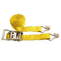 Sangles et tendeurs Sangle a cliquet avec crochets 1x6m 1000kg TUVGS