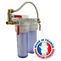 Sanitaire - Plomberie AQUAWATER Station de filtration anti-tartre Bypass 6 mois