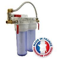 Sanitaire - Plomberie Station de filtration anti-tartre Bypass 6 mois