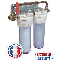 Sanitaire - Plomberie Station de filtration anti-tartre haute performance 12 mois