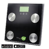Sante - Hygiene Pese-personne connecte - KONIX Simple Care Smart S