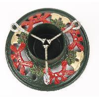 Sapin De Noel - Arbre De Noel Pied de sapin de Noel multicolore D28cm