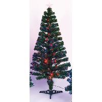 Sapin De Noel - Arbre De Noel Sapin de Noel Cameleon - H 150 cm - Lumiere changeante rouge et bleu