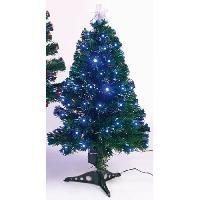 Sapin De Noel - Arbre De Noel Sapin de Noel Cameleon - H 90 cm - Lumiere changeante rouge et bleu