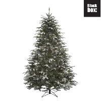 Sapin De Noel - Arbre De Noel Sapin de Noel Frosted - PVC - H 170 x O 117 cm - 1113 branches - Vert