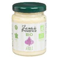 Sauce Chaude Aioli bio - 90 g