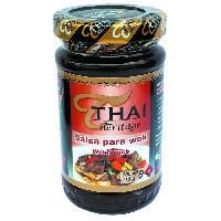Sauce Exotique - Pimentee Sauce Wok 110G THAI HERITAGE