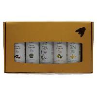 Savon - Pain De Savon - Syndets SOLIBIO Coffret 5 savons - 5x125 ml - Bio