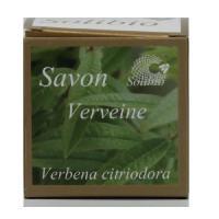 Savon - Pain De Savon - Syndets SOLIBIO Savonnette - Verveine - Bio - 100 g